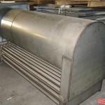 instalaciones de pintura - cámara de combustión