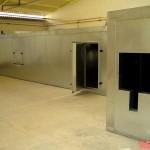 instalaciones de pintura - horno de polimerizado